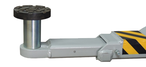 iDEAL MSC-6KLP Mobile Single Post Lift – iDEAL Auto Equipment